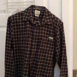 Lucky brand flannel medium